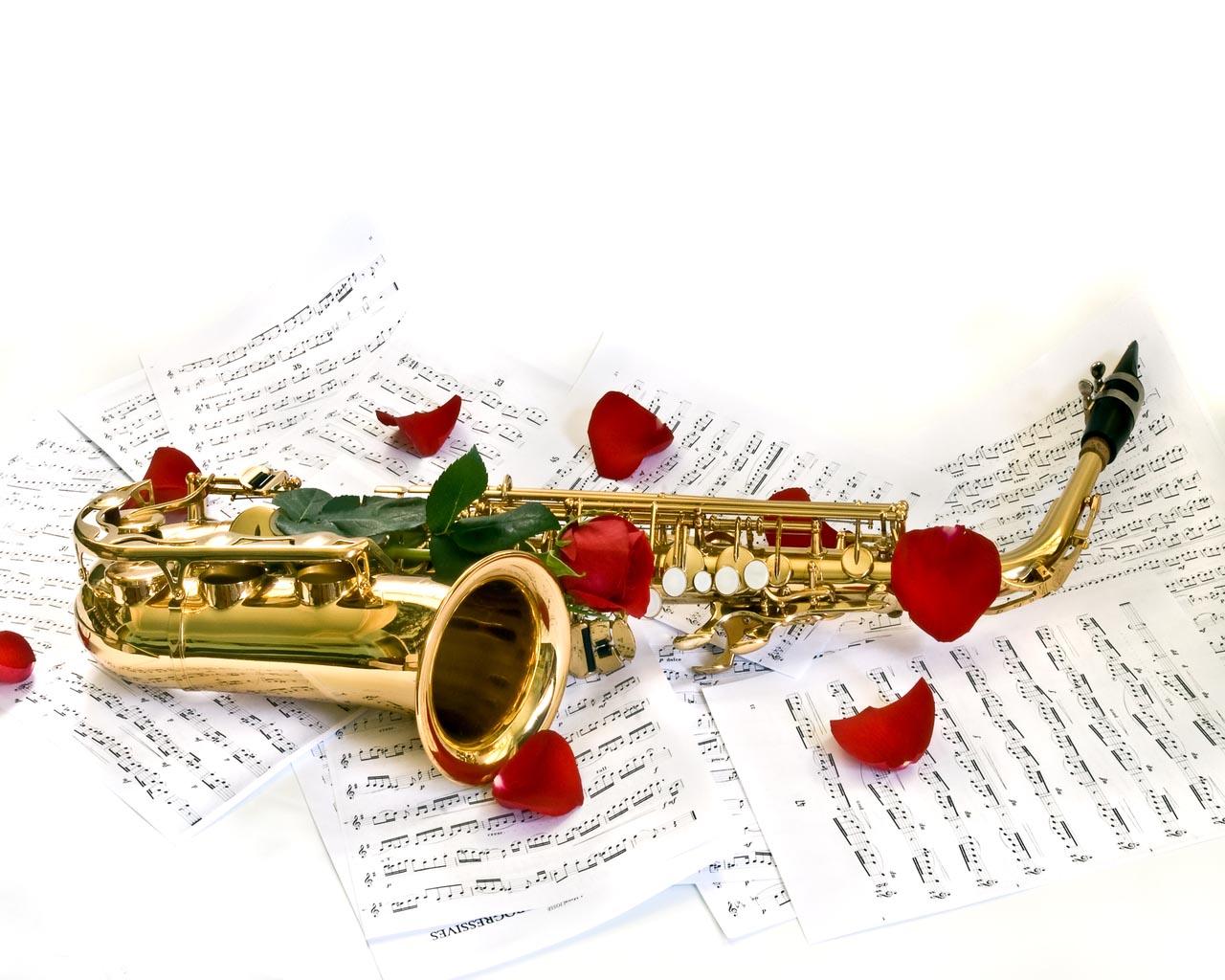 Поздравление саксофониста с днем рождения