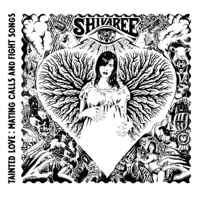 Не подскажет кто нибудь был 4 альбом шивари shivaree. И вообще.