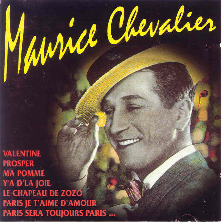 maurice chevalier discogs