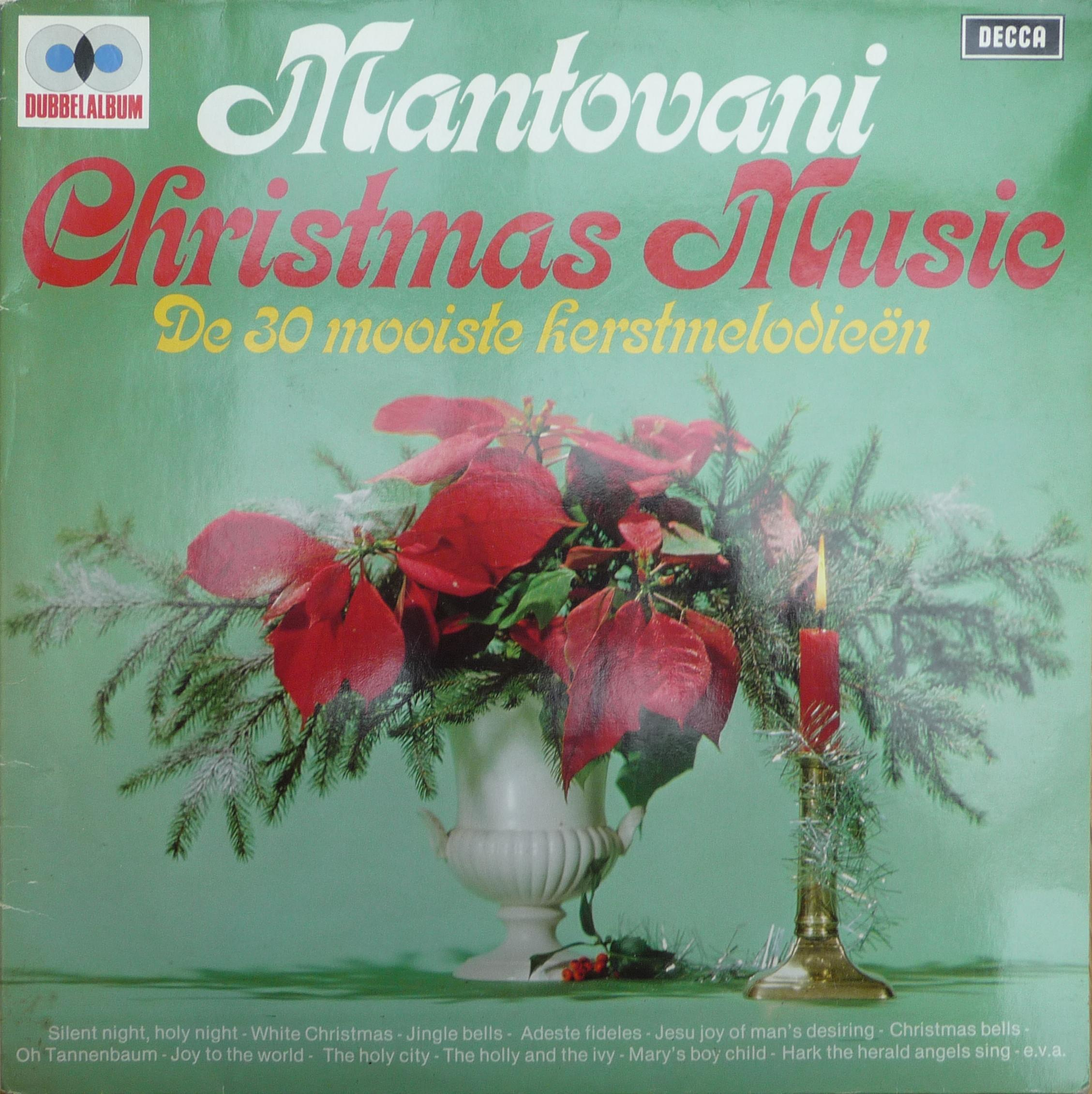 Angel From Holly's World mantovani - christmas music (1964). easy listening