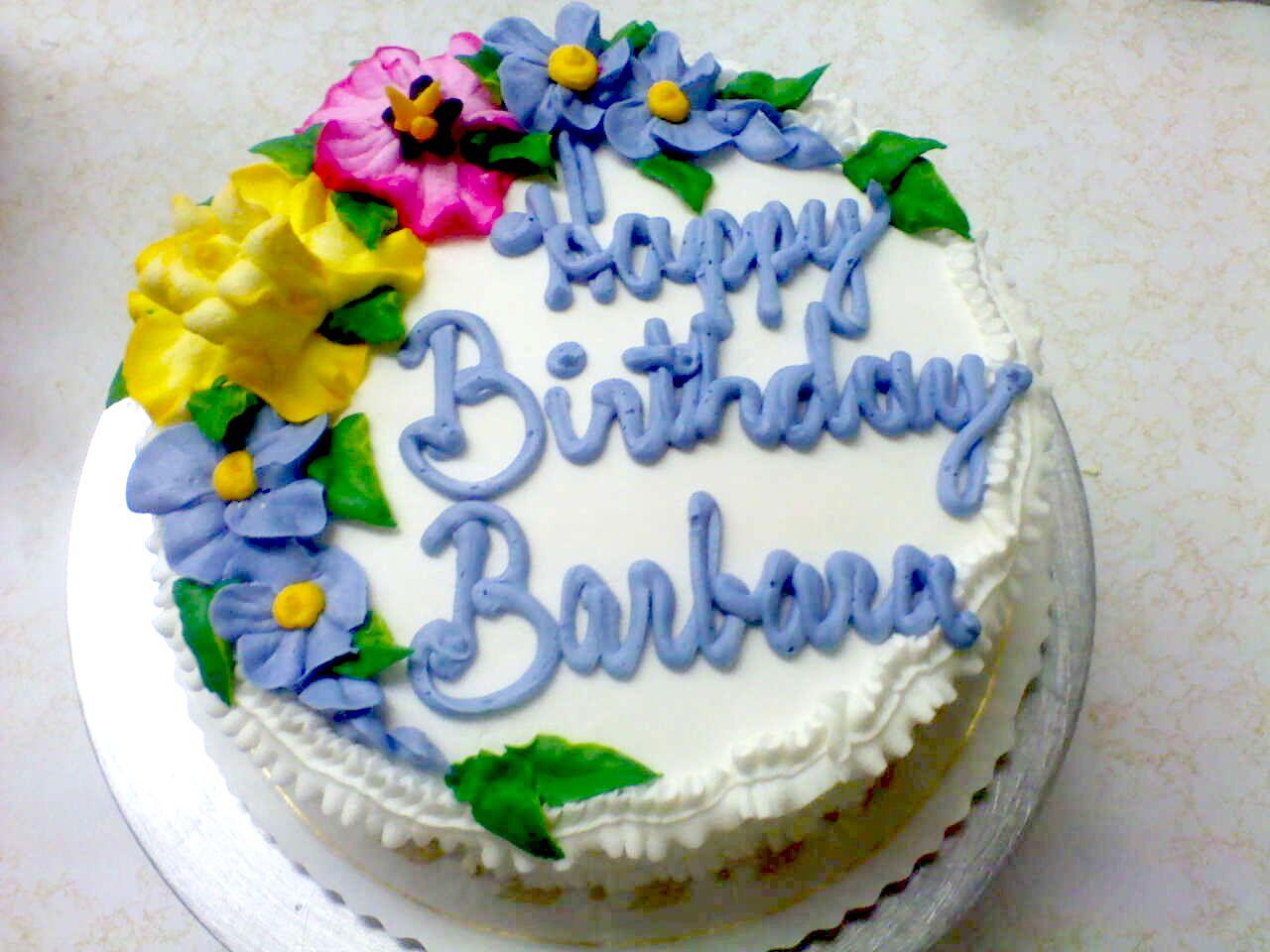 Лучший День Рождения Барбары