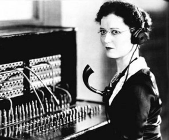 телефонной связи.