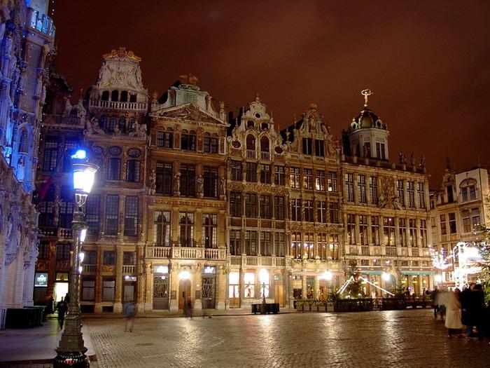 «Дом короля» в Бельгии