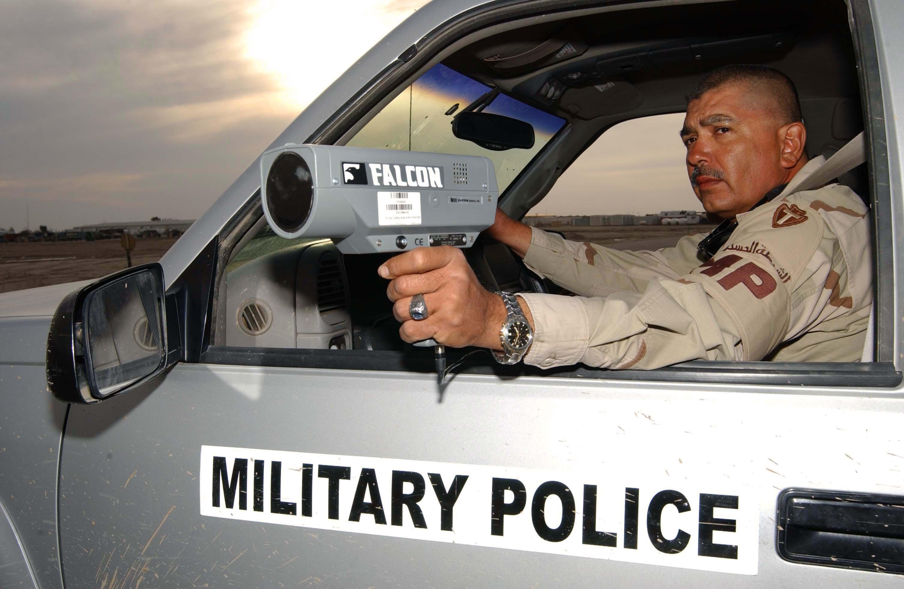радары контроля за скоростью автомобилей