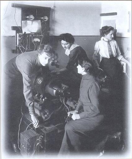 Женские политехнические курсы