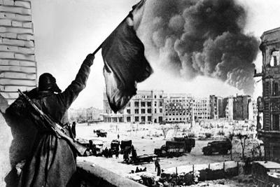 День победы в Сталинградской битве в 1943 году