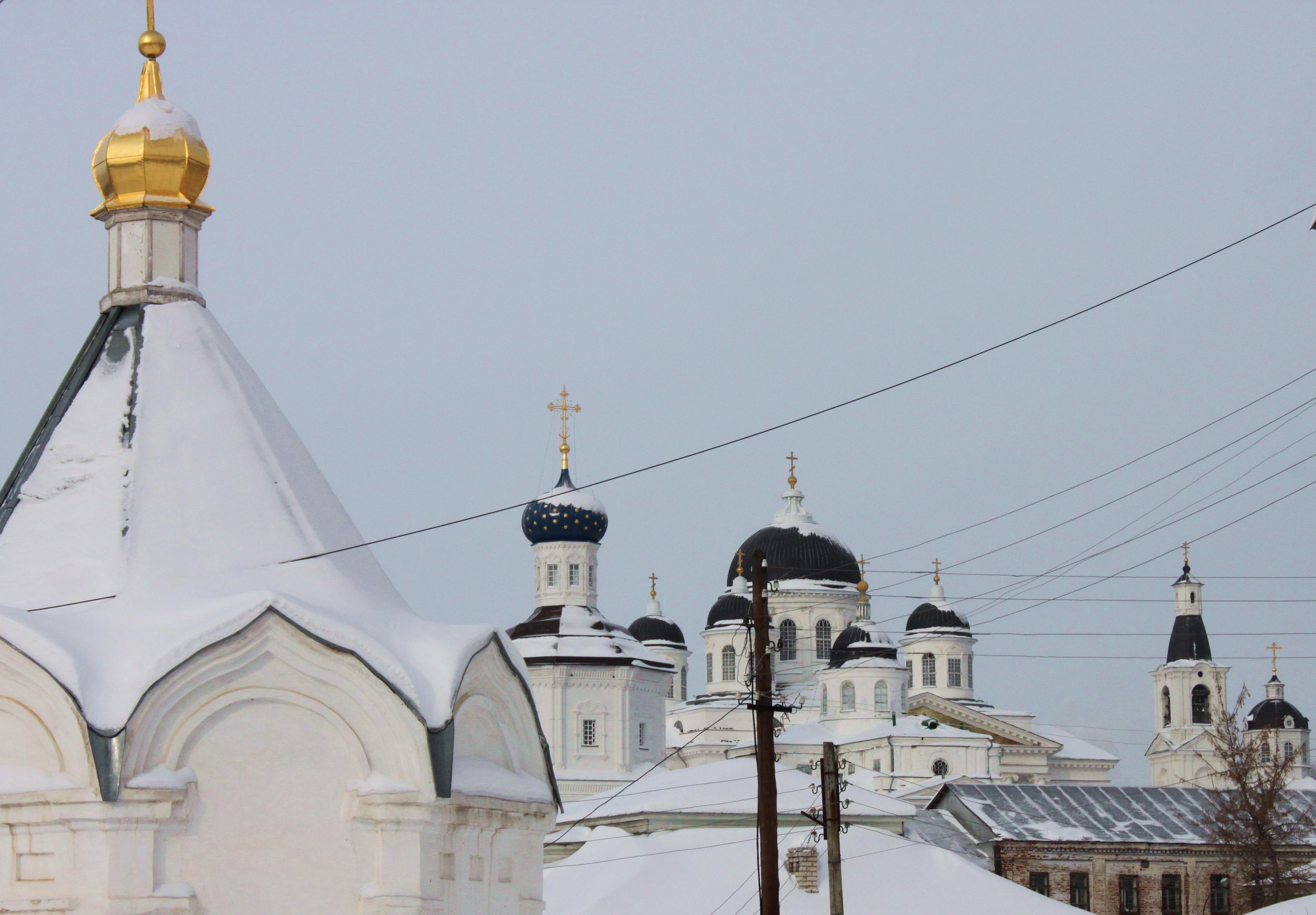 Храмы Арзамаса