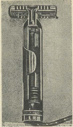 производство первых электрических бритв
