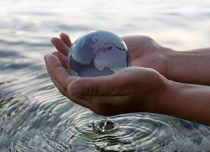 Всемирный день воды.