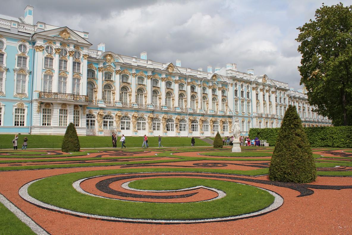 Акатерининский дворец
