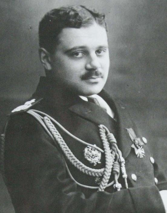 Вилькицкий Борис Андреевич – руководитель экспедиции