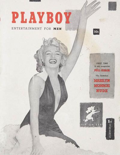 В Чикаго вышел первый номер журнала «Playboy»