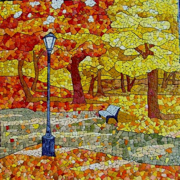 Осенняя картина своими руками рисунки - На ракете