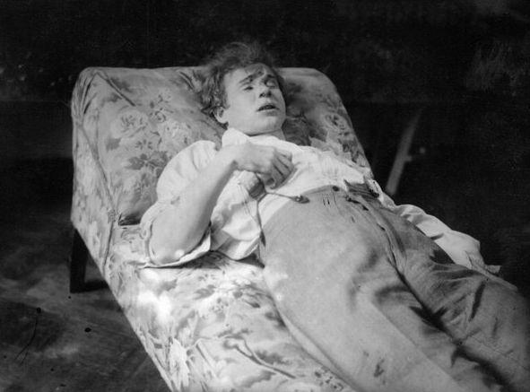 Судебные фото смерти Есенина