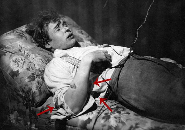Смерь Есенина