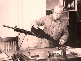 Василий Алексеевич Дегтярёв