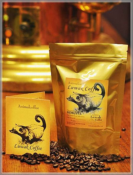 coffee harvested from the feces of the civet  Amazoncom