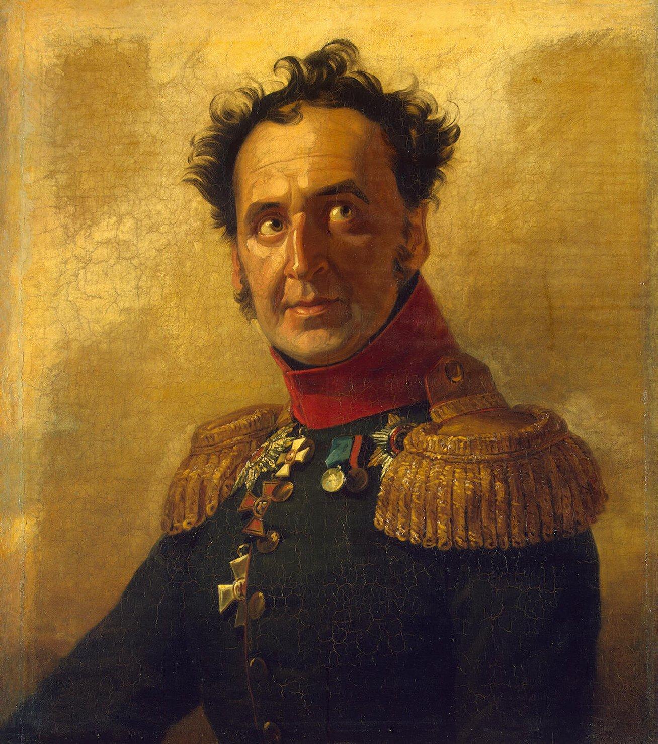 Пётр Александрович Талызин
