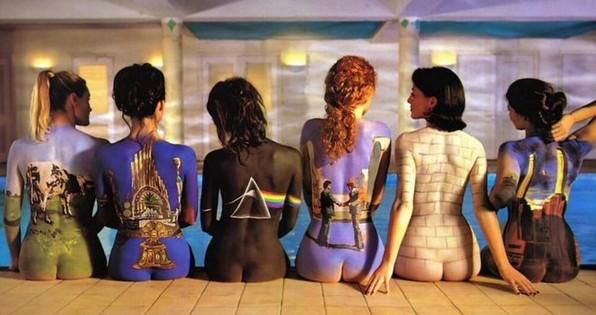все альбомы Pink Floyd