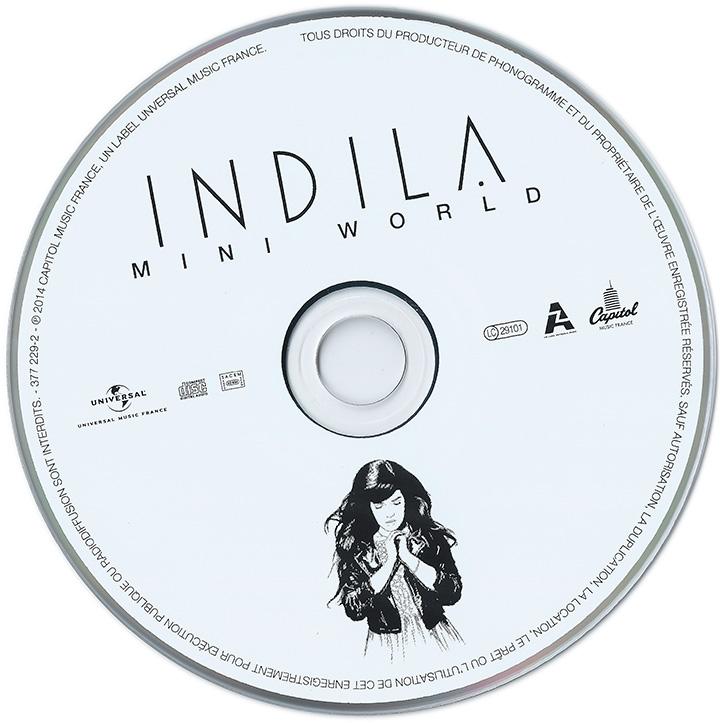 Песню indila mini world