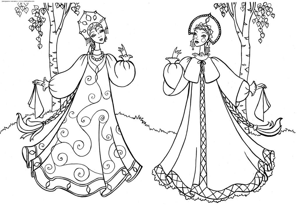 2 девицы