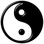 Знак инь-ян — символ жизни