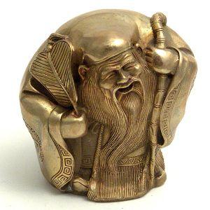 Дзюродзин — Бог долголетия и бессмертия.