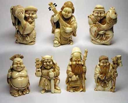 Семь японских богов счастья. Sem-yaponskih-bogov-schastya.