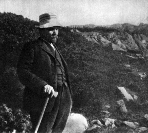 Ленин в Альпах