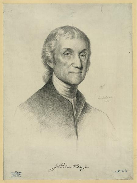 Джозеф Пристли (Priestley J