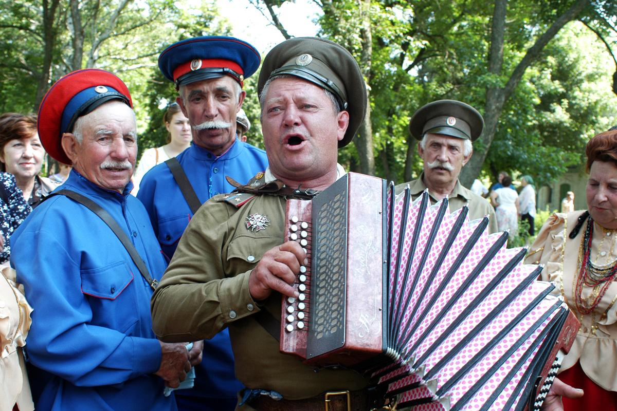 картинки к песне казаки путь довольно интересный