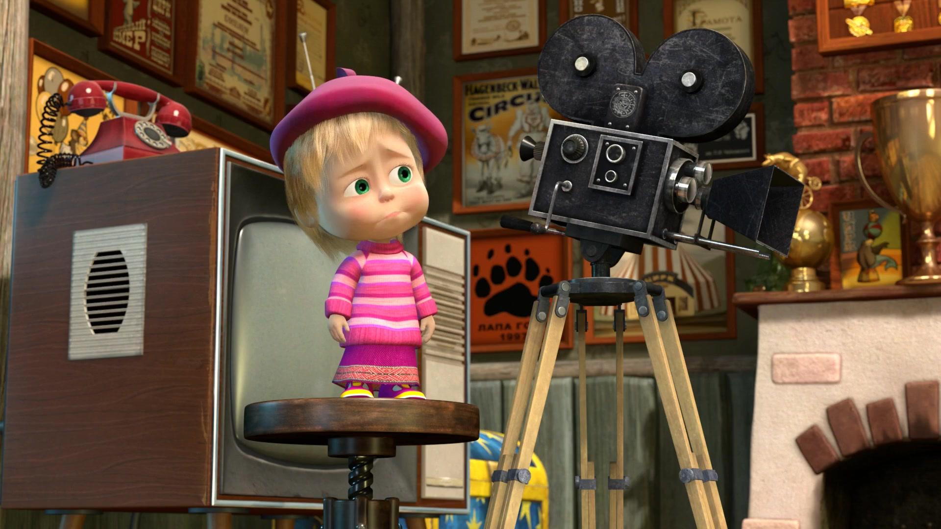 Как снять кино в домашних условиях детям 496
