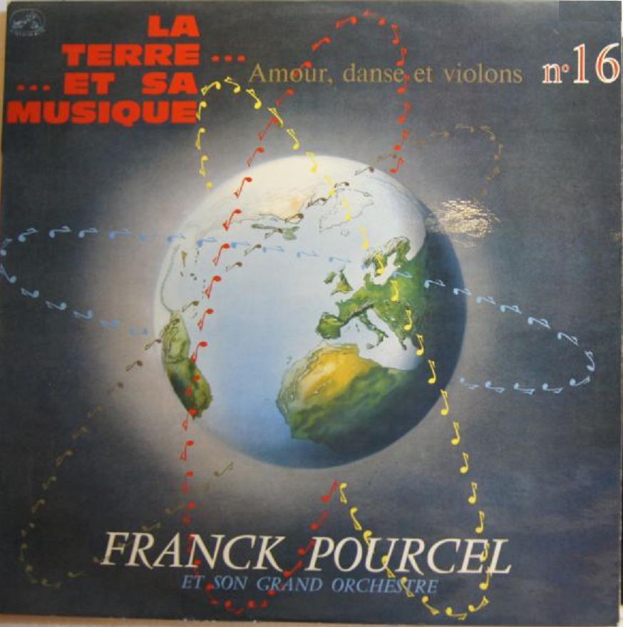 Franck Pourcel Et Son Grand Orchestre Amour Danse Et