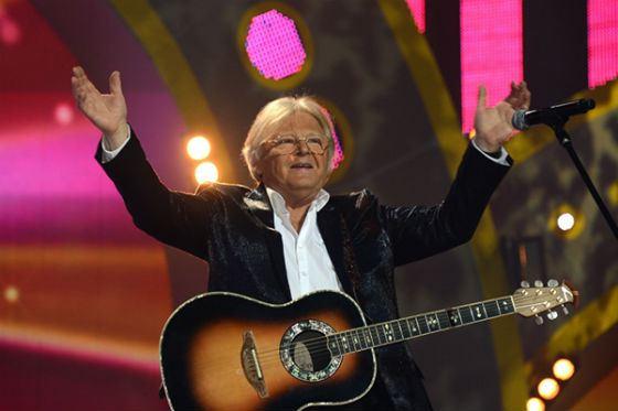 Песни Юрия Антонова неоднократно выходили в финал «Песни года»
