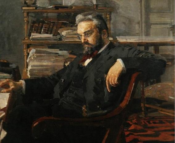 Портрет К.Д.Арцыбушева (1897)