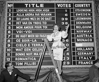 Евровидение-1956