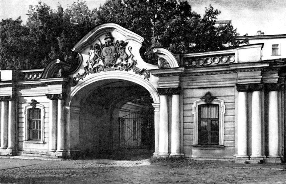 Дворец шереметьева на фонтанке старые фотографии