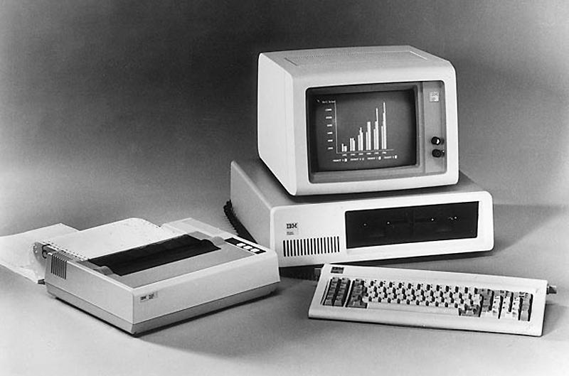 первый персональный компьютер