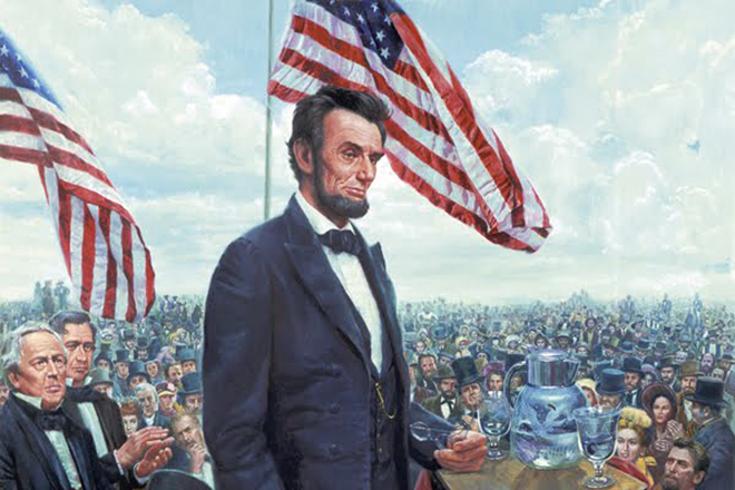 an analysis of the bigotry of abraham lincoln a president of the united states of america Most famous speeches ever delivered in the united states of america  president abraham lincoln abraham lincoln and the gettysburg address text.