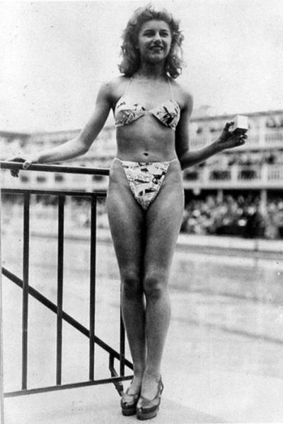 новый женский купальник – бикини