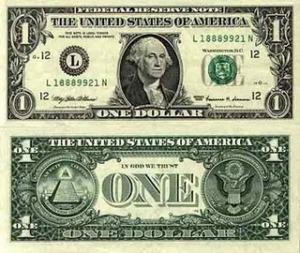 Доллар - национальная валюта США