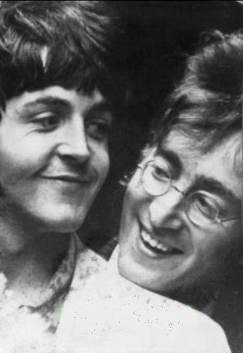 встреча Джона Леннона и Пола Маккартни