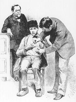 Вакцина против бешенства