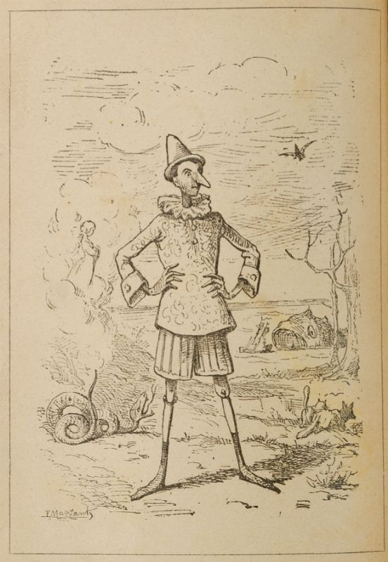 Карло Коллоди Пиноккио