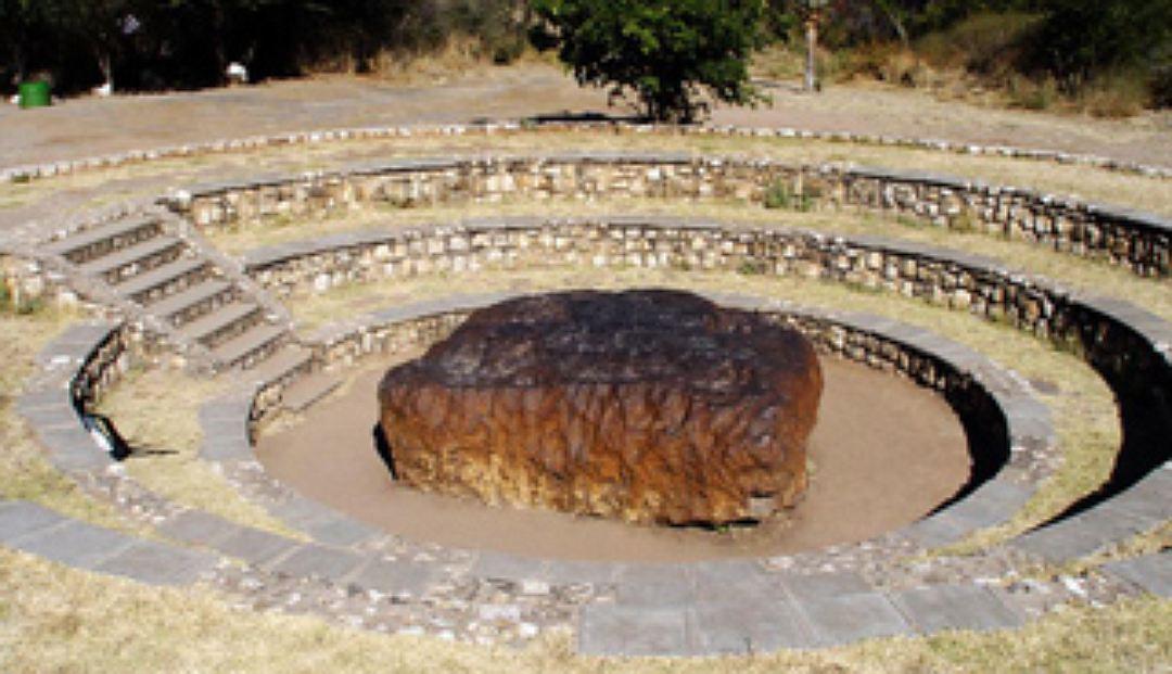 метеорит из гасконского городка Барботан