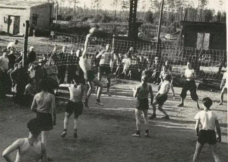 в Москве состоялся первый в СССР волейбольный матч.
