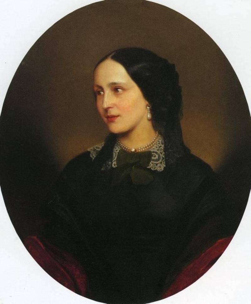 Пушкина Наталья Николаевна