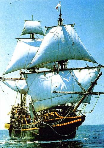 кругосветное путешествие капитана Джеймса Кука