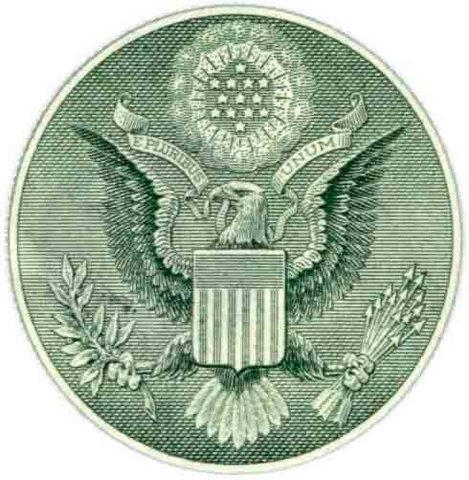 Впервые использована «Большая печать» правительства США