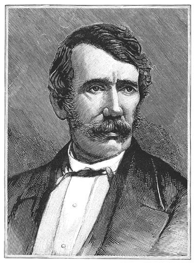 шотландский миссионер и путешественник Давид Ливингстон